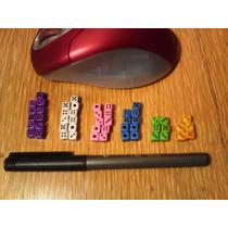 Kit 50 Mini Dados Coloridos Jogos 6 Faces Rpg Tabuleiro