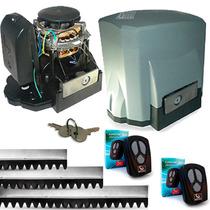 Kit Motor Portão Eletrônico Deslizante Garen#- Imperdivel