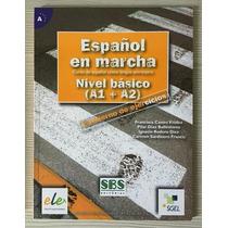 Livro Cooplem Español Em Marcha Nível Básico (a1 + A2)