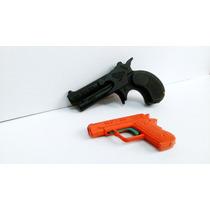Brinquedo Antigo Armas De Plástico Década De 70/80 Lote