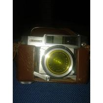 Maquina Fotográfica Ricoh Com Flash