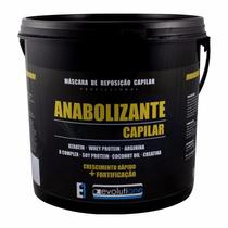 Ecoplus Máscara Anabolizante De Reposição Capilar - 1kg