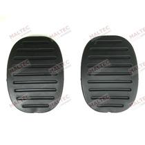 Kit Capas Pedal Freio Embreagem Novo Uno G2 C/ Inserto 2013/