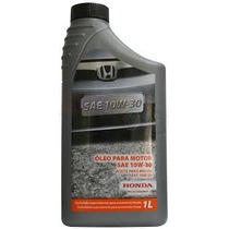 Oleo De Motor Honda Sae 10w30 Mineral