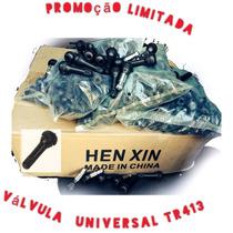 Bico Pneu - Válvula Universal - Tr413 -cx1000un. Henxin