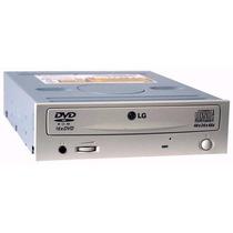 Drive Dvd Rom Branco Lg Cd-rw/dvd-rom Gcc-4520b Séries