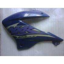 Carenagem Aba Tanque Honda Nxr125 Bros Azul 2003