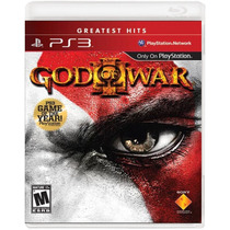 God Of War Ill - Jogo Ps3 - (seminovo)