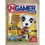 Revista Nintendo Gamer Animal Crossing Mario Super Sluggers