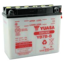 Bateria Yuasa Yb7b-b Cbx150 200 Nx150 200 350 Xr200 Xt225