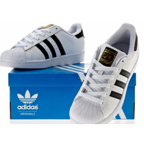 Tênis Adidas Superstar Foundation Original Super Promoção