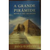 Livro A Grande Pirâmide Revela Seu Segredo Ordem Do Graal Na