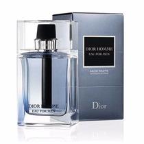 Perfume Dior Homme Eau For Men 100ml   Lacrado 100% Original