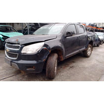 Sucata S10 Pick-up Lt 2.8 Tdi 4x4 Cd Diesel 2013