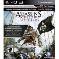 Assassins Creed Black Flag - Edição Especial - Mídia Física