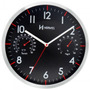 Relógio Parede Herweg 6397 034 Termomêtro - Refinado