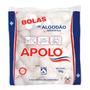 Algodao Apolo Bola 100g (kit 10 Pacotes )