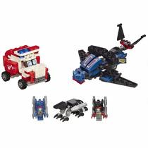 Transformers Kre-o - Autobot Ratchet Vs Soundwave Hasbro