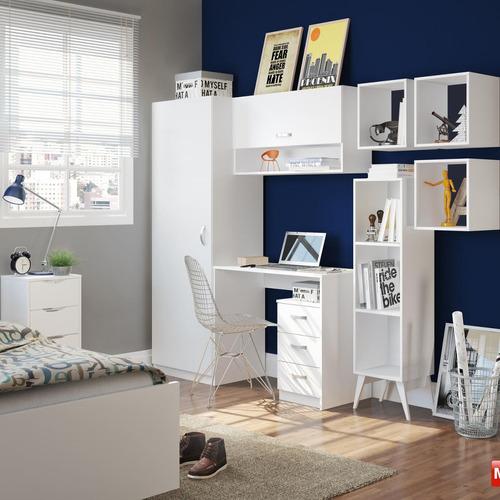 Ambiente Office Maison Madesa Branco