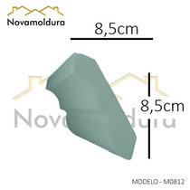 Moldura Teto Isopor Roda Teto Molduras Eps M0812