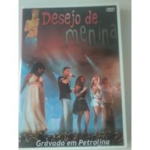 Dvd Desejo De Menina