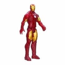 Brinquedo Boneco Homen De Ferro Vingadores 12