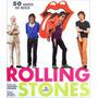 Rolling Stones: 50 Anos De Rock - Livro Seminovo Ótimo Est.