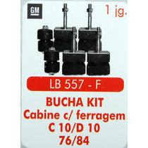 Bucha Kit Coxim Cabine Com Ferragem C10 D10 76 Até 84
