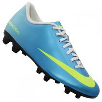 Chuteira Campo Nike Mercurial Vortex Fg