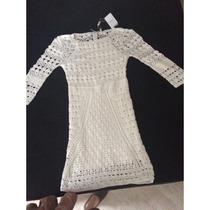 Vestido Lelis Blanc E Bob Store Nunca Usados
