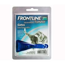 Frontline Top Spot Gatos Anti Pulgas E Carrapatos Para Gatos