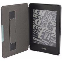 Case Kindle Paperwhite Com Apoio Das Mãos, Imã E On/off