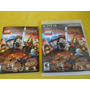 Lego Senhor Dos Anéis Playstation 3 Mídia Física Ps3