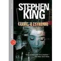 Carrie A Estranha Stephen King Ponto De Leitura Livro