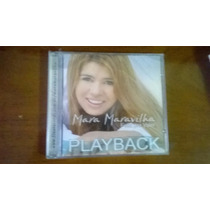 Cd Mara Maravilha - Feliz Pra Valer - Playback