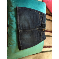 Saia Jeans Gap Tamanho 7 - Linda