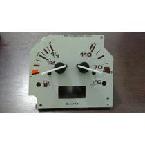 Marcador Combustivel Temperatura Santana E Quantum 95 / Novo