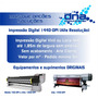 Impressão Digital Adesivo / Lona 440g Alta Resolução 1440dpi