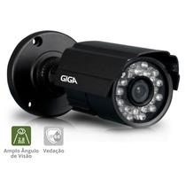 Câmera Infra 25 Metros 640 Linhas Lente 2,8mm - Giga Securit