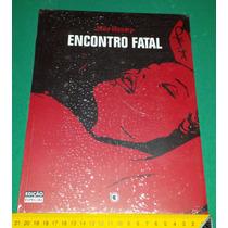 Encontro Fatal - Milo Manara - Livro Novo