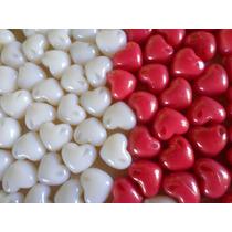 100 Sabonetes Mini Coração - Promoção!
