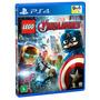Lego Marvel's Avengers Ps4 Original Novo Lacrado Ab Games