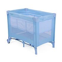Mini Berço Burigotto Desmontável Azul/blue Sem Juros