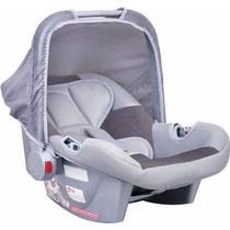 Bebê Conforto Styll Baby 0 À 13kg - Grafite Com Cinza