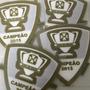 Patch Copa Brasil Camisa Palmeiras - 2 Por R$50,00 - Face