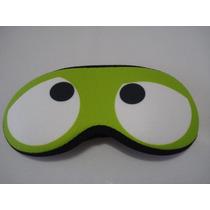 Máscara Para Dormir Sapo Frog Repouso Tapa Olho Viseira