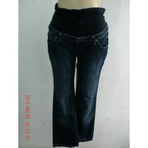 Linda Calça Jeans C/ Elastano - Zara For Mum Tam:42