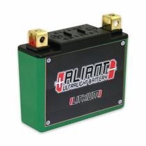 Bateria Italiana De Litio Aliant Honda Lead 110 Ylp07 7ah