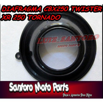 Diafragma Carburador Honda Xr250 Tornado Cbx250 Twister