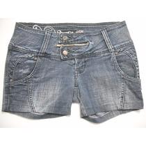 Shorts Jeans Curto Denuncia Tam 42 Ótimo Estado